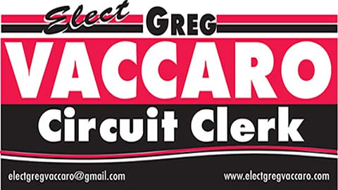 Elect Greg Vaccaro for LaSalle County Circuit Clerk